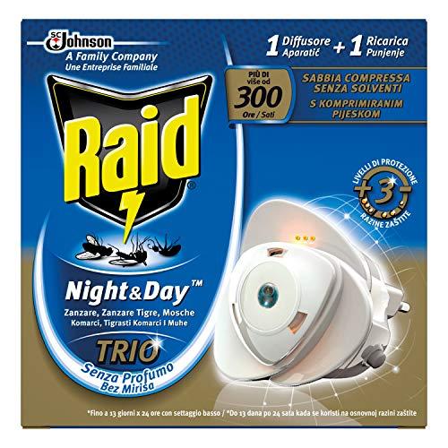 Raid Night & Day Trio Base