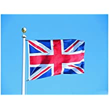 Bandera de Inglaterra 150×90cm para La Decoración del Lugar Parezca Más Juvenil de Bandera Reino Unido