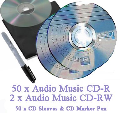 recordable-audio-music-cd-r-pack-50-x-80-minute-blank-music-cd-compact-disc-digital-audio-recordable