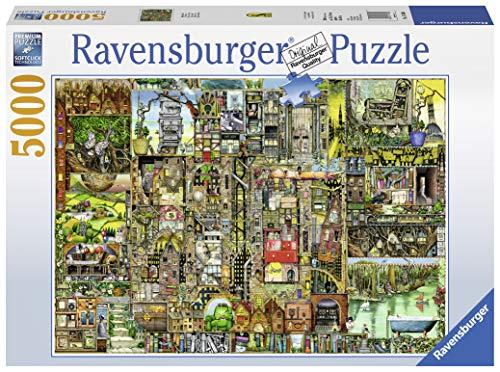 Ravensburger Italy- Puzzle 5000 Pezzi, 17430