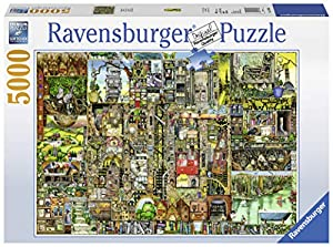 Ravensburger 174300 rompecabeza - Rompecabezas (Tradicional, Cartoons, Cualquier género)