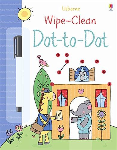 Wipe Clean Books: Dot-to-Dot por Jessica Greenwell