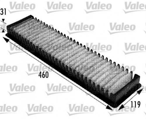 Valeo 698725 ClimFilter Protect Filter, Innenraumluft