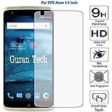 Guran® Protector de Pantalla Vidrio Cristal Templado Para ZTE Axon Elite Smartphone Film