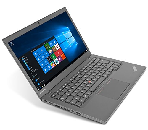 Lenovo ThinkPad T440p 14 Zoll HD Display Laptop Notebook - Intel Core  i5-4210M 2X 2,6 bis 3,2 GHz Turbo 8 GB DDR3 128 GB SSD DVD-Brenner -  Windows 10