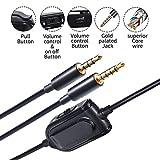 Câble Audio de Rechange Astro A40 A40 pour Casque de Jeu Compatible Xbox One...