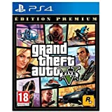 Take 2 NG GTA 5 Premium – PS4