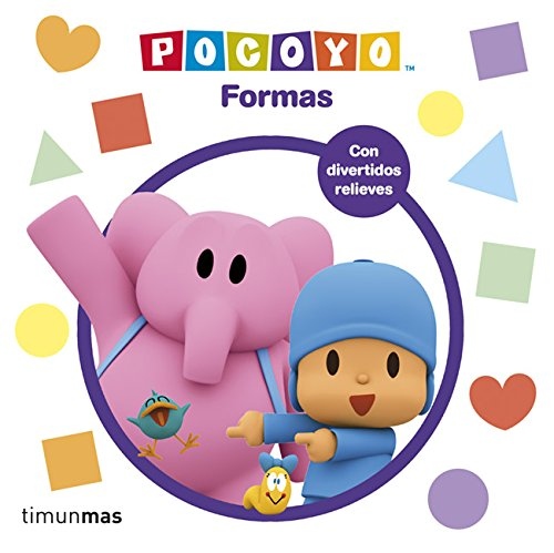 Pocoyo formas / Pocoyo shapes par Zinkia Entertainment  S. A.