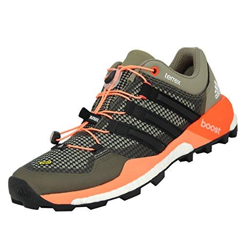 Adidas Terrex Boost W schwarz - grau - rosa