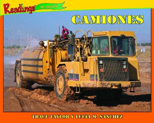 Camiones (Work Trucks) (Camiones, Autos Y Motos/Trucks, Cars, and Bikes) por Trace Taylor