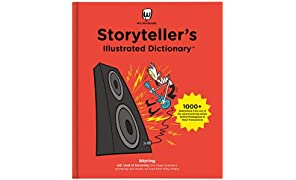 Storyteller's Illustrated Dictionary: (UK Edition) (English Edition)