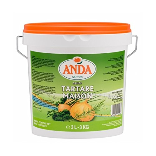 Anda - Sauce Tartare Maison 3 L