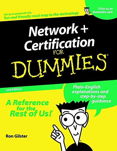 Network+ Certification For Dummies por Ron Gilster