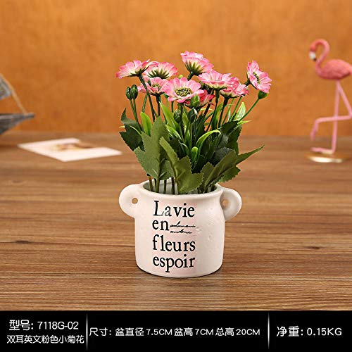 Kunstpflanze Blumen, adorable