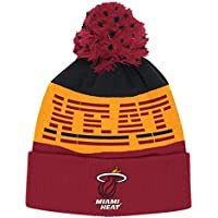 fe11a566a77edb Amazon.co.uk: Miami Heat - Hats & Caps / Clothing: Sports & Outdoors