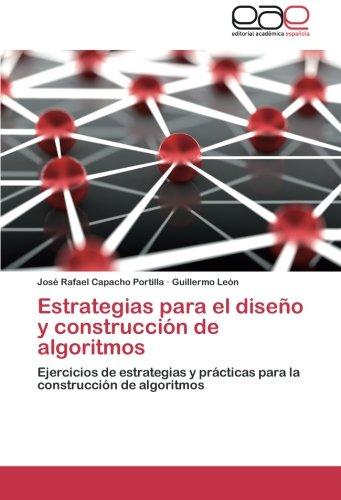 Estrategias para el diseño y construcción de algoritmos