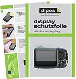 Fujifilm FinePix XP130 Schutzfolie - 6x dipos Displayschutzfolie Folie matt