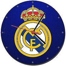 Real Madrid C.F. D Reloj de Pared Wall Clock 20cm