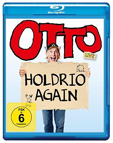 Preisvergleich Produktbild Otto - Holdrio Again - Otto live in Essen [Blu-ray]