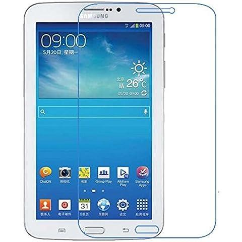 InShang Samsung Galaxy Tab 3 7.0 inch P3200 T210 P3210 T211 Protector de la Pantalla de Cristal Templado, Super resistente al impacto Protectora de pantalla ultra-claro de alta sensibilidad, Tempered Glass Screen protector