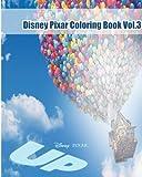 UP: Disney Pixar Coloring Book Vol.3