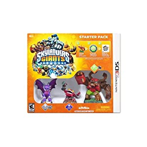 Skylanders: Giants – Starter Pack