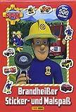 Feuerwehrmann Sam: Brandheißer Sticker- und Malspaß: über 500 Sticker für Feuerwehrmann Sam: Brandheißer Sticker- und Malspaß: über 500 Sticker