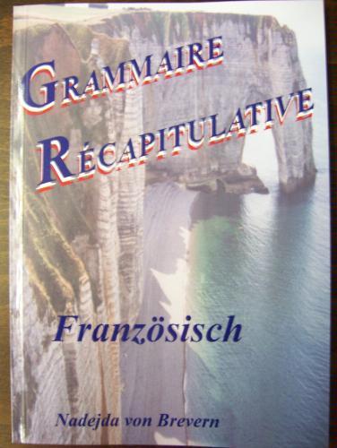 Grammaire récapitulative