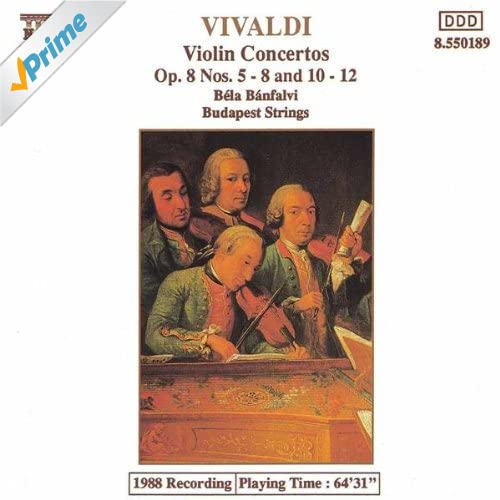 Violin Concerto in G minor, RV 332: II. Largo