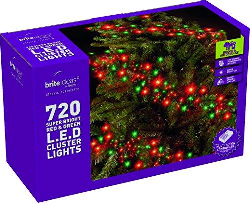 brite-ideas-221479-24-w-ampoule-led-multiaction-cluster-guirlande-lumineuse-rouge-et-vert