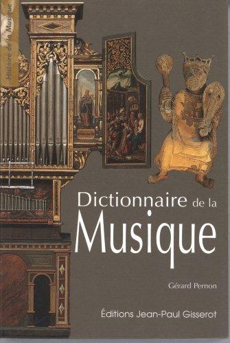 Dictionnaire de la musique