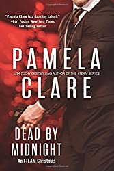 Dead By Midnight: An I-Team Christmas by Pamela Clare (2015-11-16)