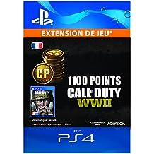 Call of Duty: WWII - 1100 Points DLC | Code Jeu PS4 - Compte français