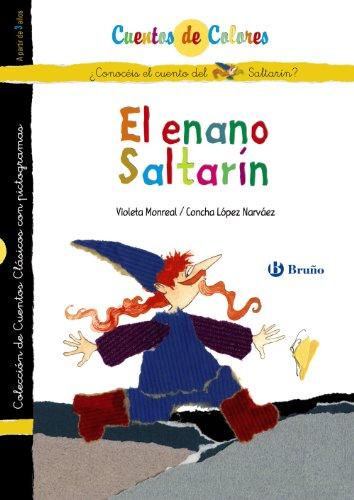 El enano Saltarín / Sinforoso el mentiroso (Castellano - A Partir De 3 Años - Cuentos - Cuentos De Colores)