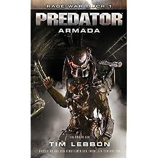 PREDATOR: ARMADA: SciFi-Thriller (Rage War)