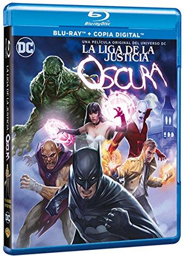 La Liga De La Justicia Oscura [Blu-ray]