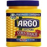 Argo 100% Pure Corn Starch, 16 Ounce by ACH Food Companies, Inc.