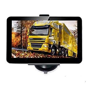 Noza Tec Truck GPS Sat Nav / GPS Navigation 7 Inch Bluetooth with Lifetime UK and EU Map Updates