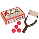Catapult Toy With 4 Foam Balls