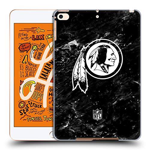 Head Case Designs Offizielle NFL Marmor 2017/18 Washington Redskins Harte Rueckseiten Huelle kompatibel mit iPad Mini (2019) Washington Nationals Ipad