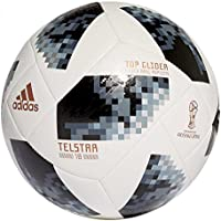 PIŁKA adidas TELSTAR 18 WORLD CUP TOP GLIDER r.4 CE8096 - 4