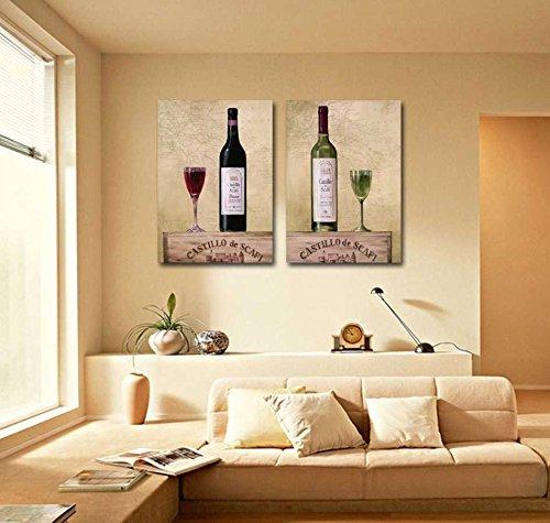 Un regalo maravilloso para sus amigos; y una decoración de pared perfecto para sala de estar y dormitorio.