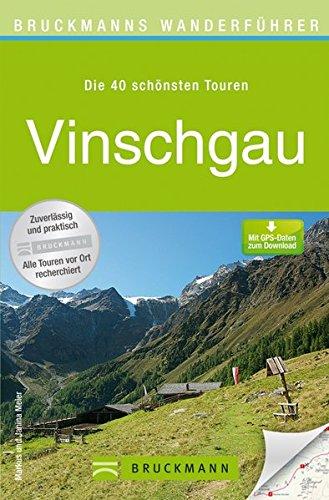Preisvergleich Produktbild Bruckmanns Wanderführer Vinschgau