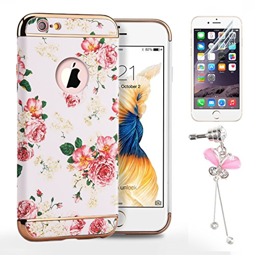 Sunroyal® Cover iPhone 6 plus, iPhone 6s plus Custodia [Shock-Absorption]