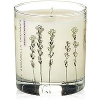 Lucy Annabella Niaouli e lavanda candela aromatica,