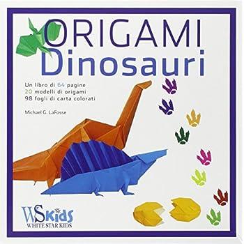 Origami. Dinosauri