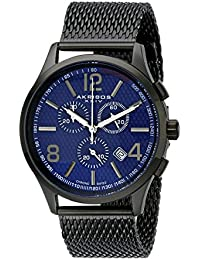 Akribos AK719BU - Reloj para hombres