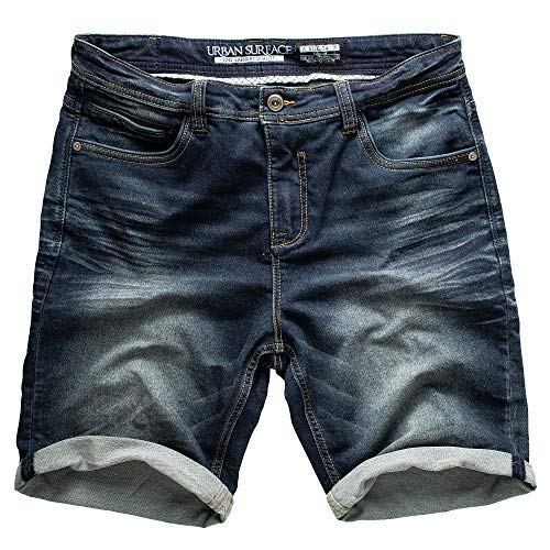 Urban Surface Herren Jogg Shorts-H1324K61306KD147-1-30 (Kurze 30w)