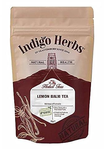 Lemon Balm Loose Herbal Tea - 50g (Quality