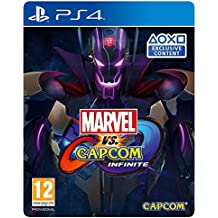 Marvel Vs Capcom Infinite: Deluxe Edition (PS4)